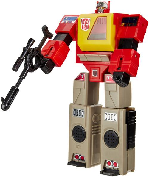 Transformers Vintage G1 Autobot Blaster Exclusive Action Figure