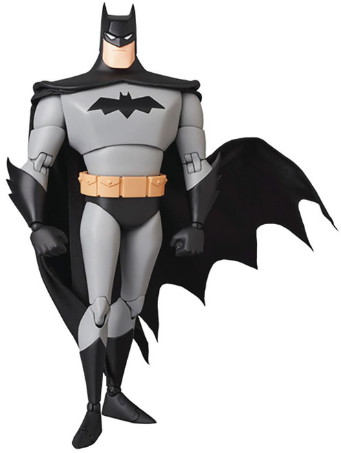 DC The New Batman Adventures MAFEX Batman Action Figure [The New Batman Adventures] (Pre-Order ships February)