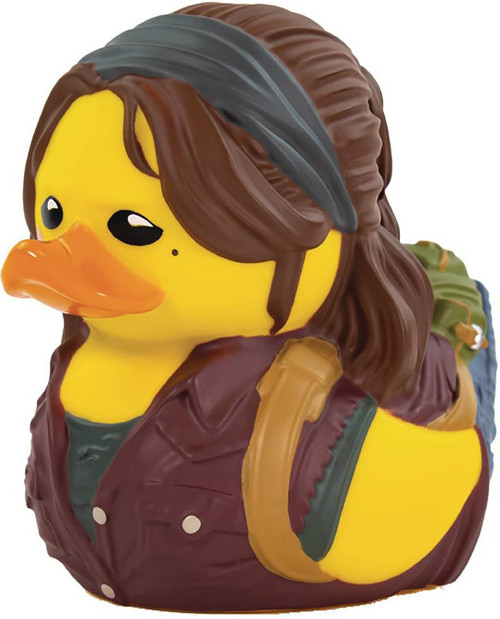 Last of Us 2 Tubbz Cosplay Duck Tess Rubber Duck