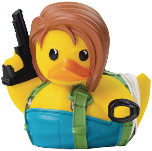 Resident Evil Tubbz Cosplay Duck Jill Valentine Rubber Duck
