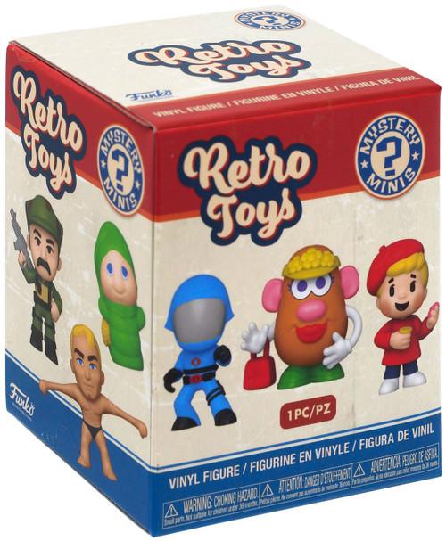 Funko Hasbro Mystery Minis Retro Toys Mystery Pack [1 RANDOM Figure]