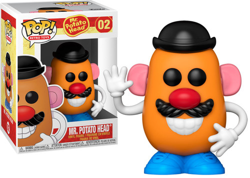 Funko Hasbro POP! Retro Toys Mr. Potato Head Vinyl figure