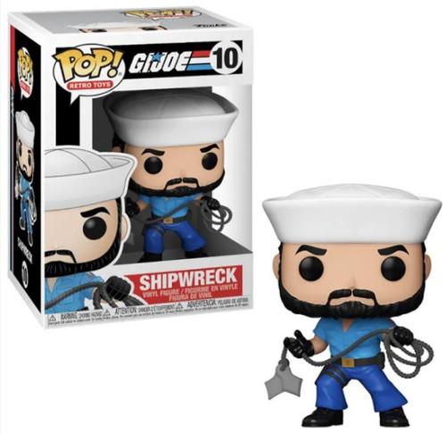 Funko GI Joe POP! Vinyl Shipwreck Vinyl Figure (Pre-Order ships November)