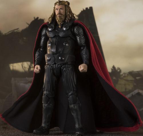 Marvel Avengers Endgame S.H. Figuarts Thor Action Figure [Final Battle Edition]