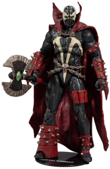McFarlane Toys Mortal Kombat 11 Spawn Exclusive Action Figure [with Axe!]