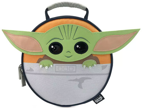Disney Star Wars The Mandalorian The Child Exclusive Lunch Box