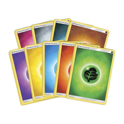 Pokemon Trading Card Game Sword & Shield Assorted LOT of 45 Energy Single Cards
