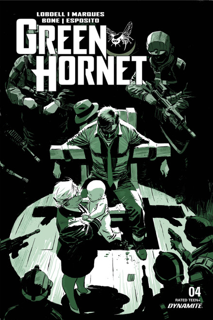 Dynamite Entertainment Green Hornet (Dynamite), Vol. 4 #4 Comic Book [Cover A Weeks]