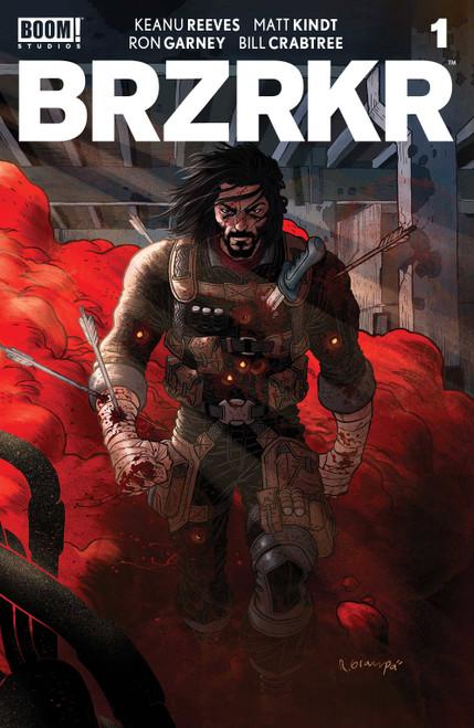 Boom! Studios Brzrkr #1 Comic Book [Cover A Grampa] (Pre-Order ships February)