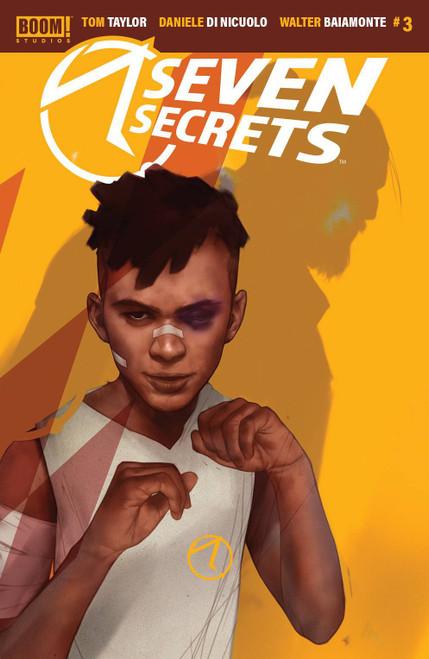 Boom! Studios Seven Secrets #3 Comic Book [Secret Variant]