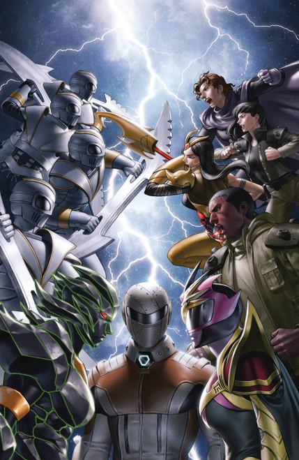 Boom Studios Power Rangers Drakkon New Dawn #3 Comic Book