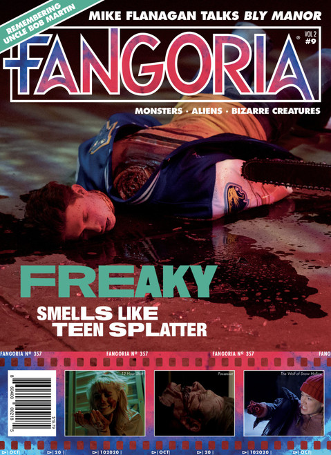 Cinestate Fangoria LLC Fangoria Vol. 2 Issue 9 Magazine