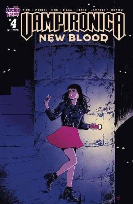 Archie Comic Publications Vampironica New Blood #4A Comic Book