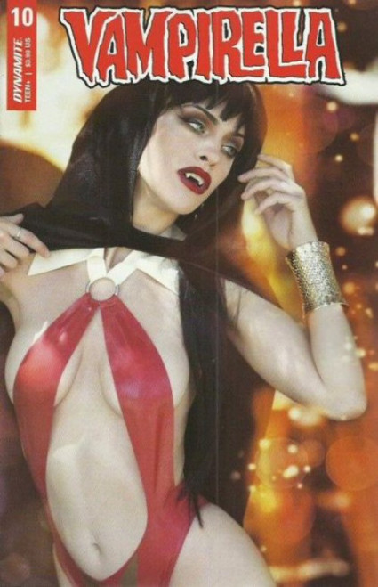 Dynamite Entertainment Vampirella, Vol. 6 #10E Comic Book