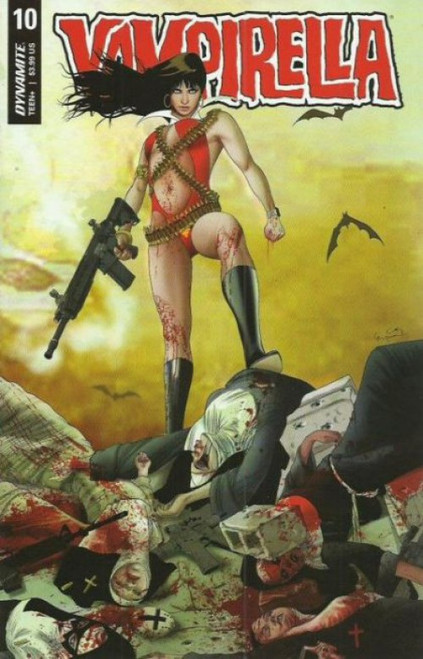 Dynamite Entertainment Vampirella, Vol. 6 #10D Comic Book