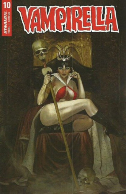 Dynamite Entertainment Vampirella, Vol. 6 #10C Comic Book