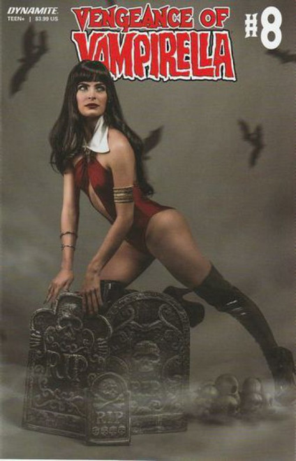 Dynamite Entertainment Vengeance of Vampirella, Vol. 2 #8D Comic Book