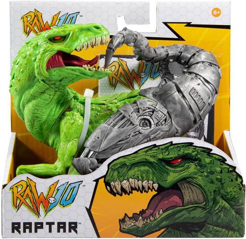 McFarlane Toys Raw10 Raptar Action Figure