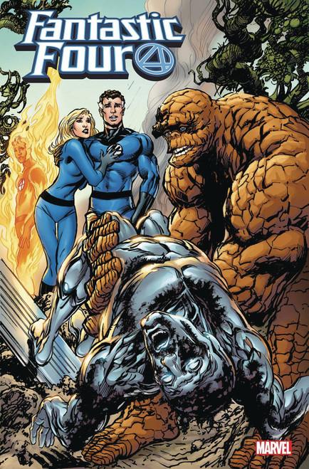 Marvel Fantastic Four Antithesis #1 of 4 Comic Book