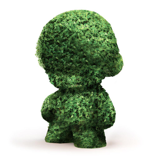 Chia Pet Terracotta Munny 5-Inch Figure [Sprout Character] (Pre-Order ships November)