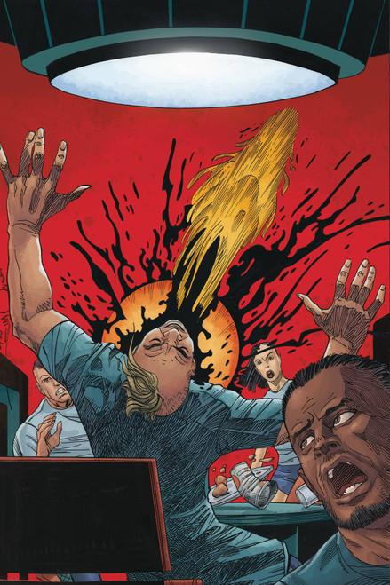 Dark Horse Comics Aliens: Original Screen Play #3 Comic Book [Cover B]