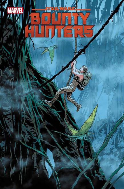 Marvel Comics Star Wars #6 Bounty Hunters Comic Book [Empire Strikes Back Variant]