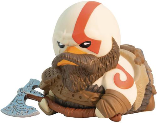 God of War Tubbz Cosplay Duck Kratos Rubber Duck