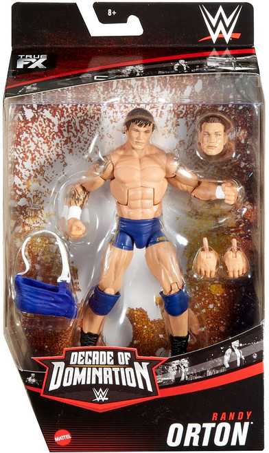 WWE Wrestling Elite Collection Decade of Domination Randy Orton Exclusive Action Figure