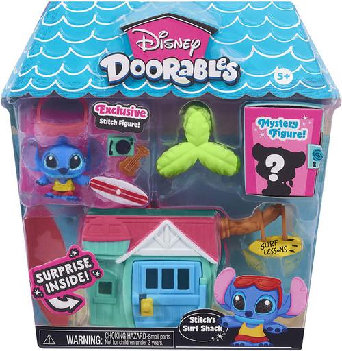 Disney Doorables Stitch's Surf Shack Mini Display Set