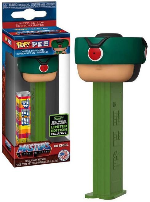 Funko Masters of the Universe POP! PEZ Tri-Klops Exclusive Candy Dispenser