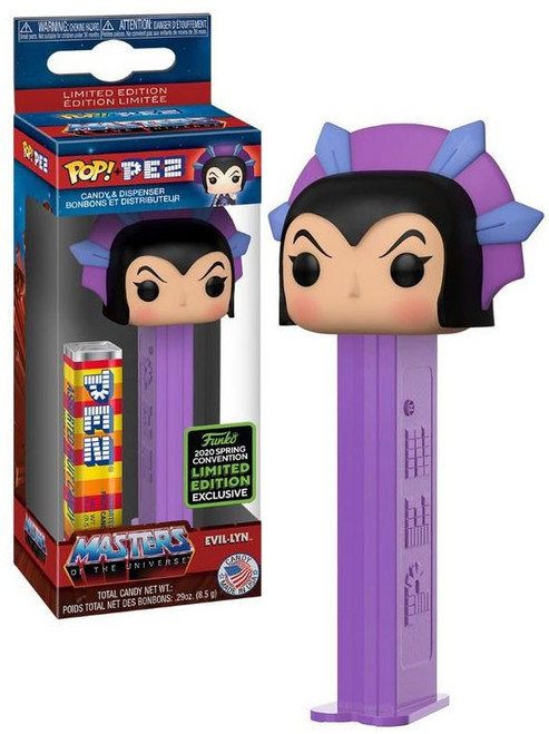 Funko Masters of the Universe POP! PEZ Evil-Lyn Exclusive Candy Dispenser [2020 Spring Convention]