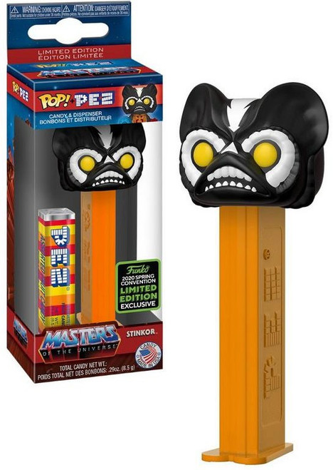 Funko Masters of the Universe POP! PEZ Stinkor Exclusive Candy Dispenser