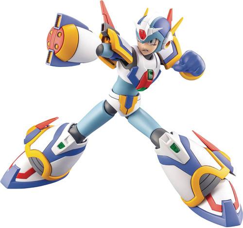 Mega Man X Force Armor Premium Model Kit