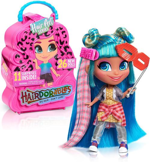 Hairdorables Series 5 Hair Art Doll