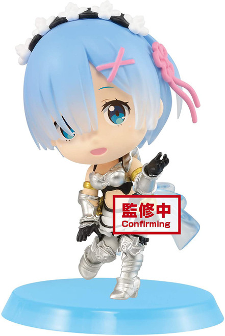 Re:Zero Starting Life In Another World Chibikyun Character Rem 2.8-Inch Collectible PVC Figure [Vol 3 B] (Pre-Order ships January)
