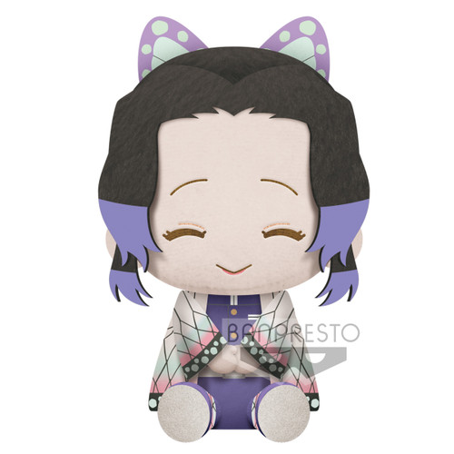 Demon Slayer: Kimetsu no Yaiba Shinobu Kocho Big Plush (Pre-Order ships January)