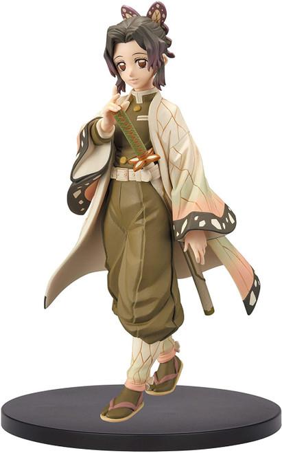 Demon Slayer: Kimetsu no Yaiba Shinobu Kocho 6-Inch Collectible PVC Figure [vol. 10 A] (Pre-Order ships January)