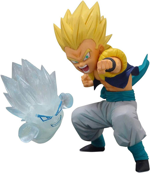 Dragon Ball Z GxMateria Gotenks 4-Inch Collectible PVC Figure (Pre-Order ships January)