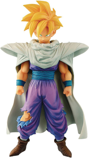 Dragon Ball Z Grandista Resolution of Soldiers Son Gohan 6.7-Inch Collectible PVC Figure [Grandista] (Pre-Order ships February)