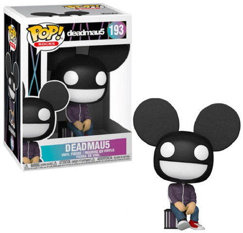 Funko POP! Music Deadmau5 Vinyl Figure #193