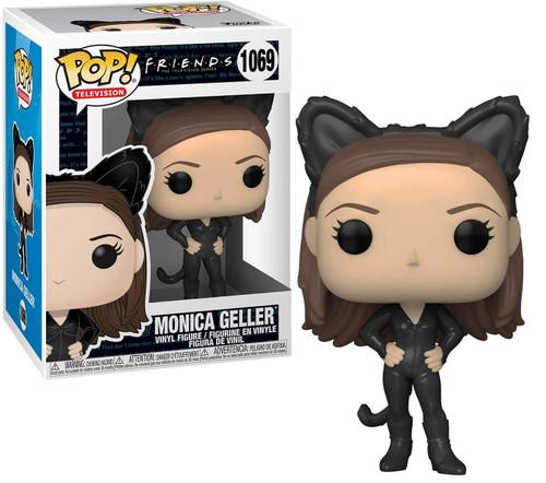 Funko Friends POP! TV Monica as Catwoman Vinyl Figure (Pre-Order ships February)