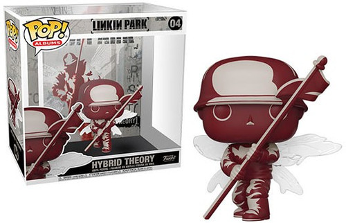 Funko Linkin Park POP! Albums Hybrid Theory Vinyl Figure #04 (Pre-Order ships January)