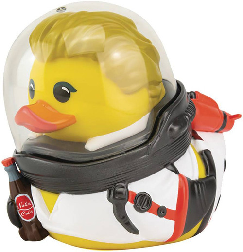 Fallout Tubbz Cosplay Duck Nuka Cola Pin-Up Girl Rubber Duck