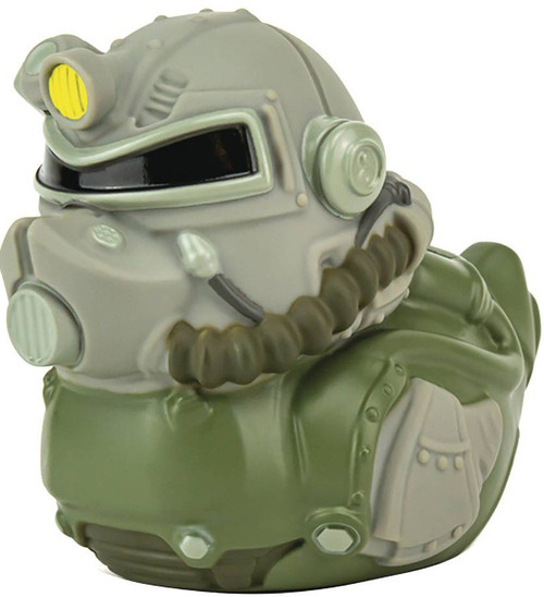 Fallout Tubbz Cosplay Duck T-51 Rubber Duck