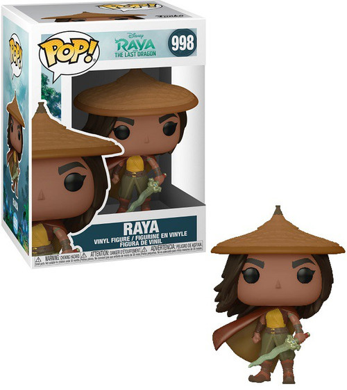 Funko Disney Raya and the Last Dragon POP! Movies Raya Vinyl Figure #998