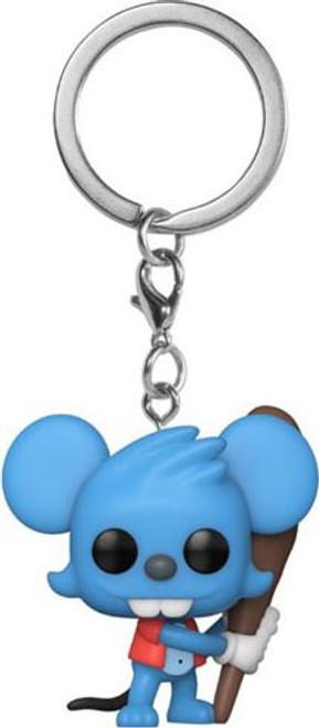 Funko The Simpsons Pocket POP! Itchy Keychain