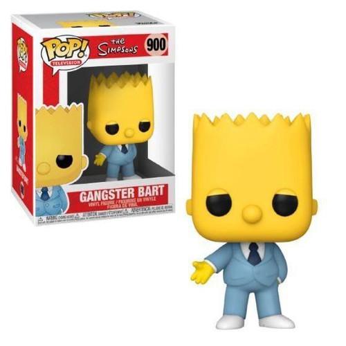 Funko The Simpsons POP! Animation Mafia Bart Vinyl Figure #900