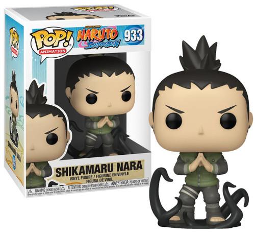 Funko Naruto POP! Animation Shikamaru Nara Vinyl Figure #933