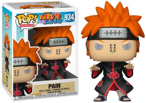 Funko Naruto POP! Animation Pain Vinyl Figure #934