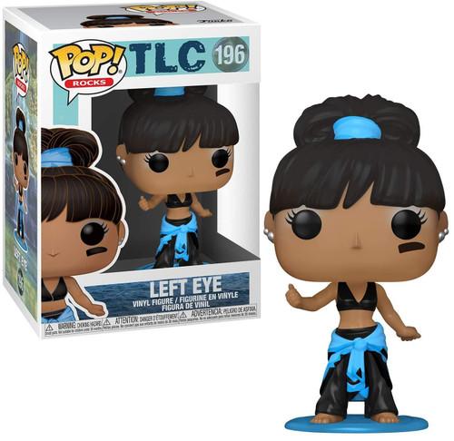 Funko TLC POP! Rocks Left Eye Vinyl Figure #196 [Full Color, Regular Version]
